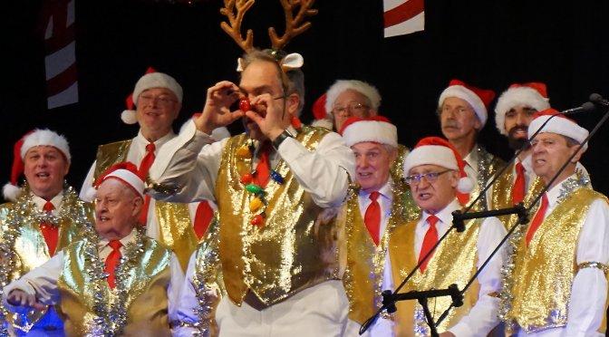 R-FH Area Weekend: Singing, Santa & Lights