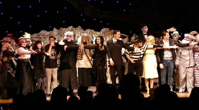 Focus: RFH's Addams Family … A Closing Time