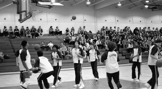 Retro RFH Boys Basketball Courting