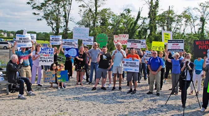 Clean Ocean Action: The Anti-Fracking Fight & the NESE Pipeline
