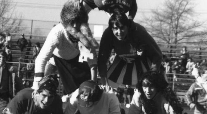 Retro Leaders of RFH Cheer