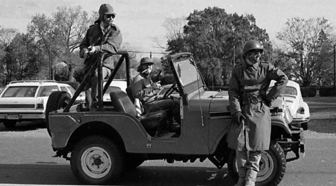 Retro RFH Troops Rallying