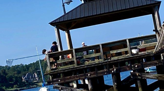 Simple Summer: Fishin' for Sunny Dock Daze