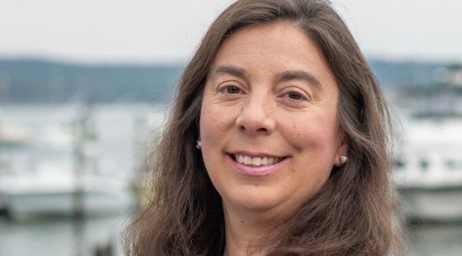 Getting to Know Fair Haven Council Candidates: Race Newcomer Laline Neff