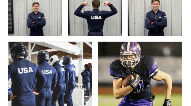 Breaking for RFH Alum Charlie Volker's Olympic Bobsled Team Victory