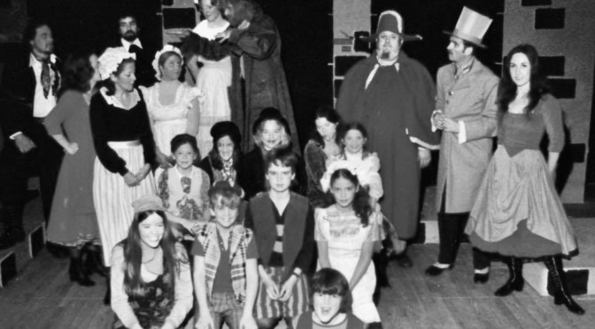 Retro 'Oliver!' Show Time at The Barn Theater
