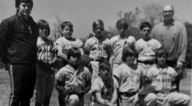 Retro Fair Haven Little League Home Base