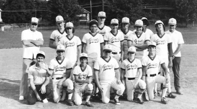 Retro Fair Haven Baseball Giants