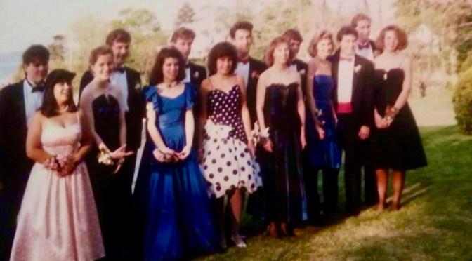 Retro RFH Prom Posers