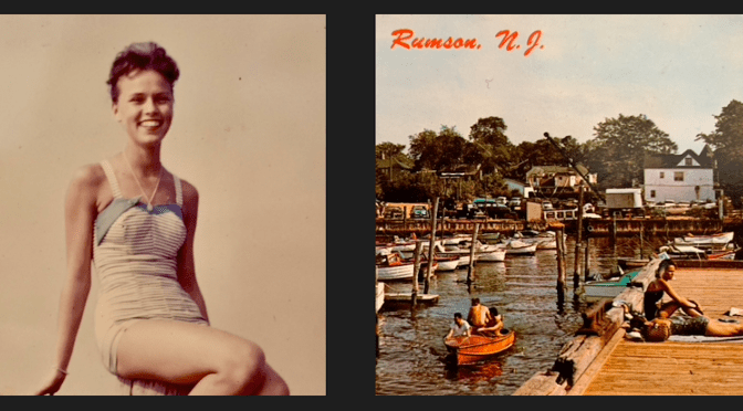 Iconic Spot: The Girl From the Rumson Dock