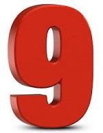 cara cepat perkalian angka 9