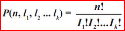 rumus permutasi dengan unsur yang sama