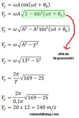 contoh soal getaran fisika dan jawabannya
