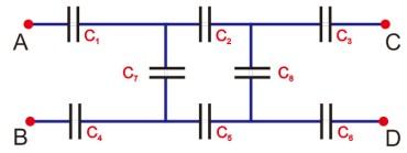 contoh soal kapasitor rangkaian gabunga