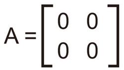 matriks nol
