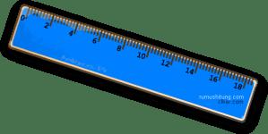 penggaris - definisi alat ukur