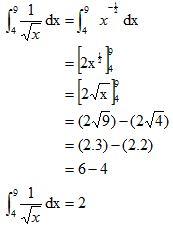Hasil integral tentu \int_0^2 6x^2 dx = … penyelesaian soal. Contoh Soal Integral Tentu Tak Tentu Parsial
