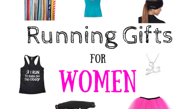running gifts for women