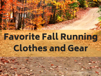 fall running clothes