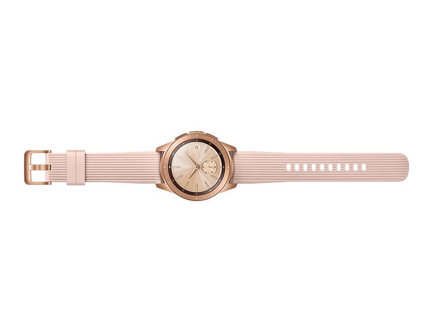 Galaxy Watch – přátelství na 24 h denně