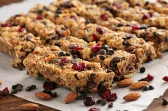 Peanut-Butter-Chocolate-Trail-Mix-Granola-Bars-3