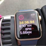 Apple Watchとガーミン、どちらが使いやすい?マラソン大会で二台使いしてみた!