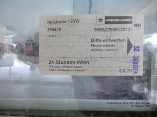 Wien - gestern und heute - ø 5.00