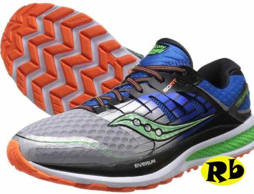 Saucony Triumph ISO 2 Road Running Shoe running shoes
