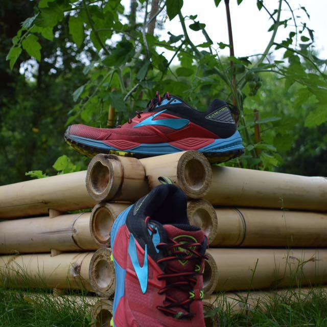 Test chaussures trail: les Brooks cascadia 12