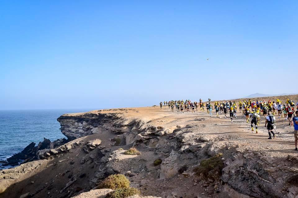 Half Marathon des Sables, Fuerteventura