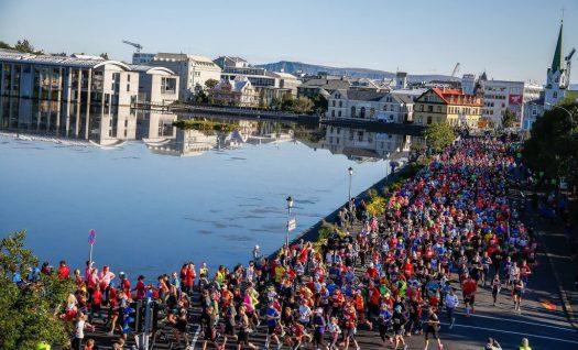 Une douceur idéale pour courir un marathon original