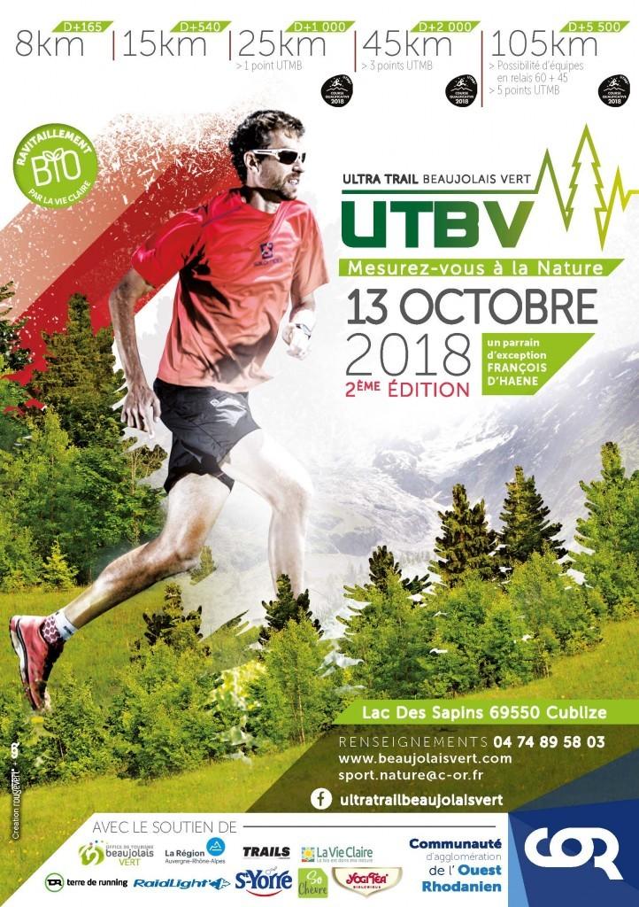 ultra trail du beaujolais vert