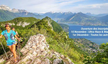 Salomon Gore-Tex Maxi Race du Lac d'Annecy; ouverture des inscriptions le 15 novembre