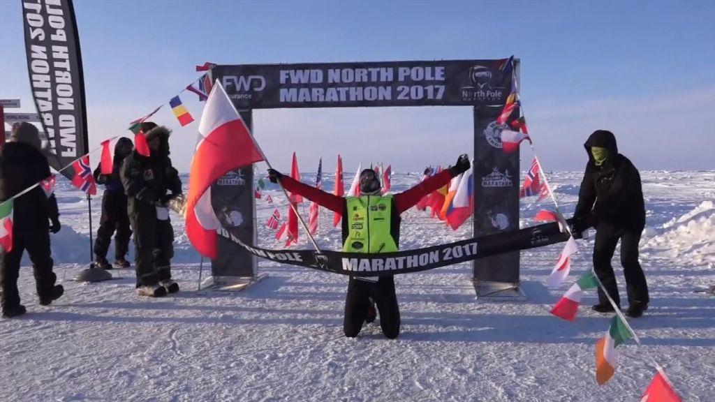 Marathon du pôle Nord