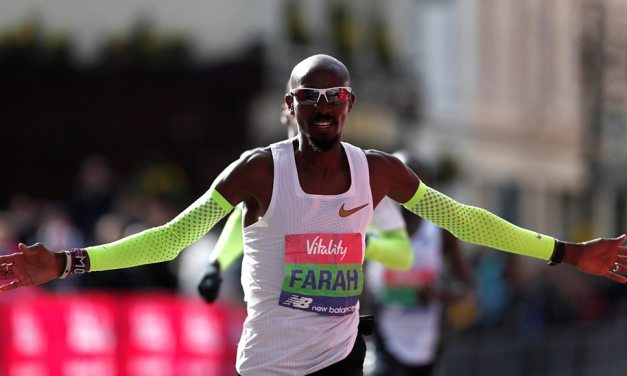Semi marathon de Londres: Mo Farah roi de la fête.