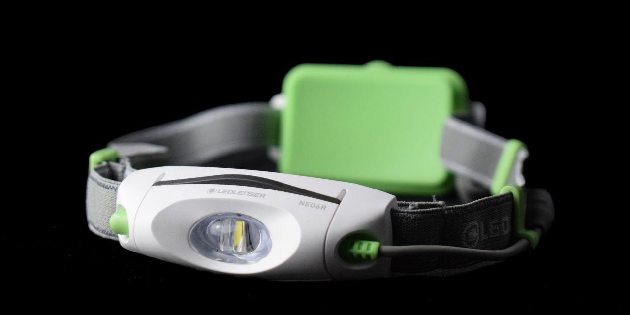 Led Lenser Neo 6R, le test de la frontale