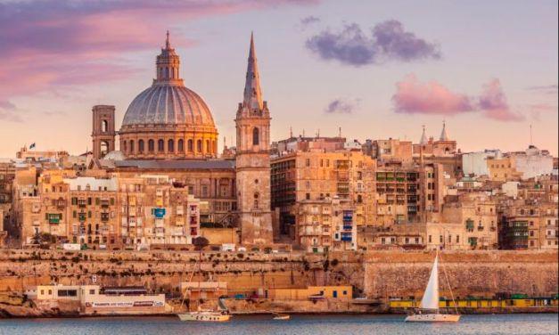 Présentation marathon de Malte, dépaysant à moins de 3h de Paris.