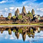 Marathon d'Angkor, à la découverte des temples du Cambodge.