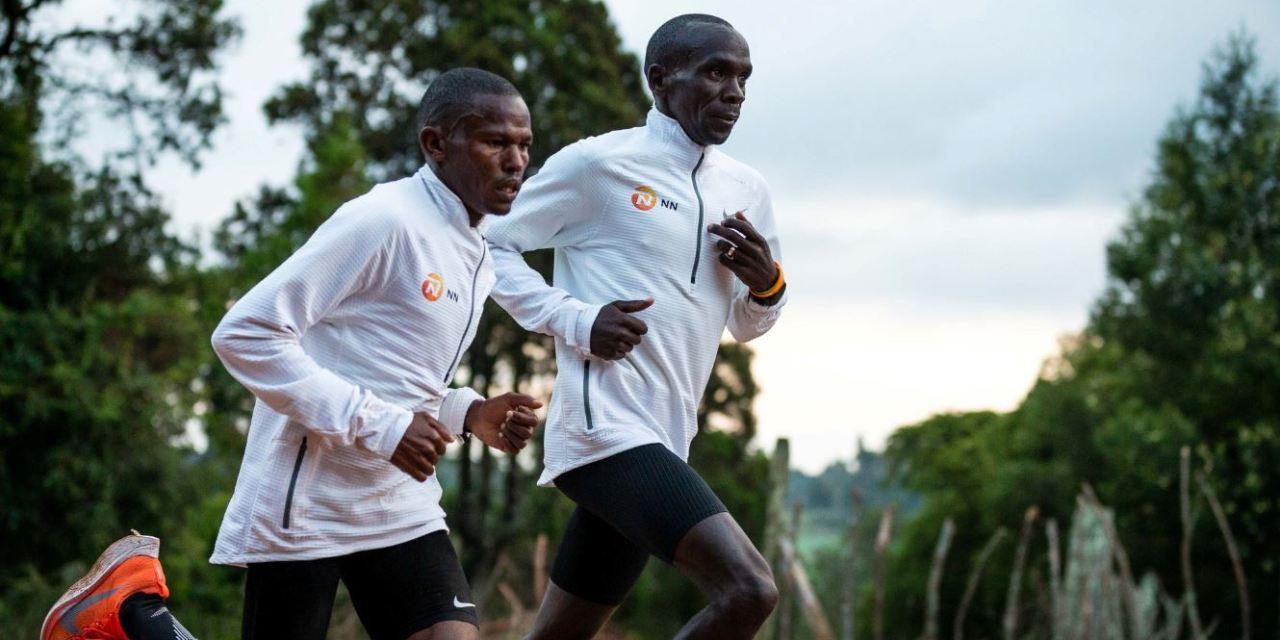 Nouvelle tentative pour passer sous les 2h au marathon pour Kipchoge.