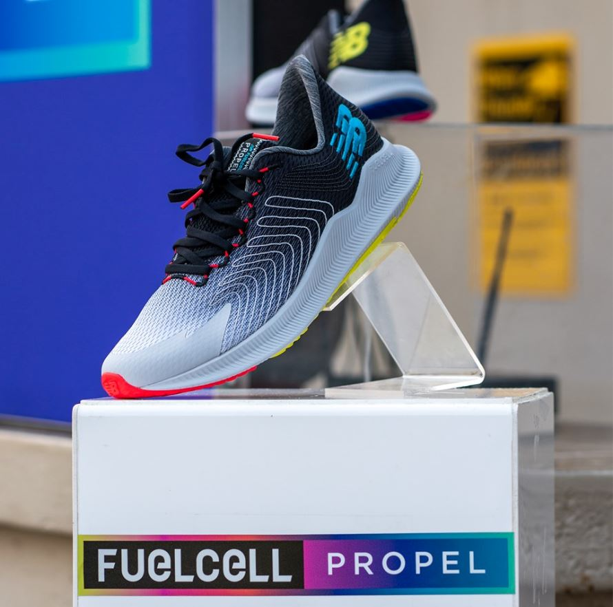 test fuelcell propel