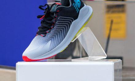 Nouveautés chaussures, New Balance propose deux modèles running la FuelCell Rebel et la FuelCell Propel.