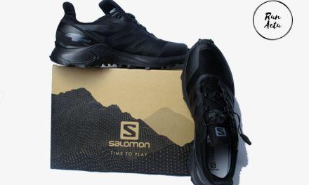 Test SuperCross Salomon, vous débutez dans le trail?! ce test et ces chaussures vous concernent!