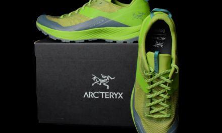 Test Arc'Teryx Norvan VT 2; des chaussures taillées pour les sentiers difficiles.