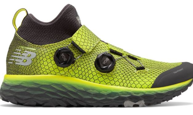 Test Hierro Boa; New Balance nous propose une chaussure de trail tout confort.
