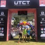 Résultat Ultra Trail Cape Town, François D'Haene coiffé sur le fil par l'Américain Cody Reed.