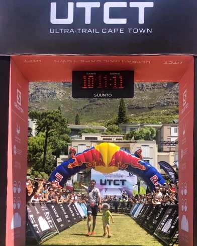 François d'haene ultra trail cape town