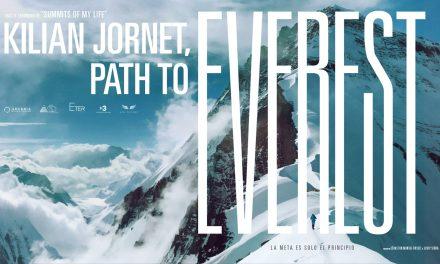 La vidéo de Kilian Jornet, «Path to Everest» disponible gratuitement uniquement dimanche 19/04.