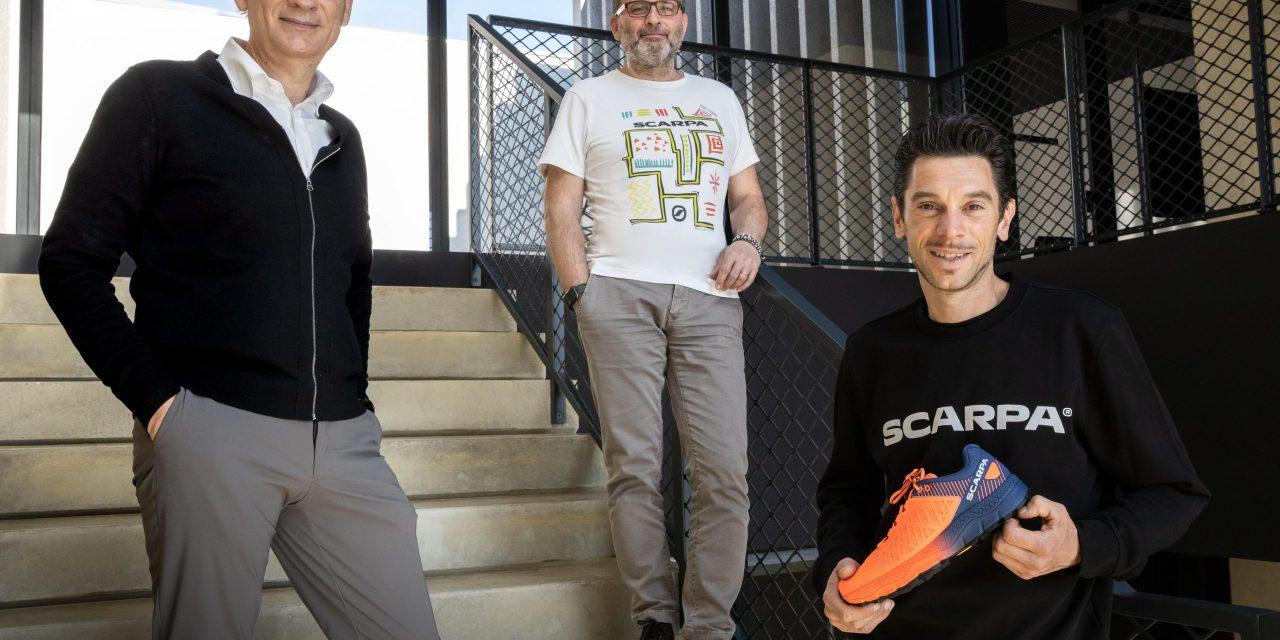 Scarpa trail : la marque renforce son savoir faire en terme de trail running.