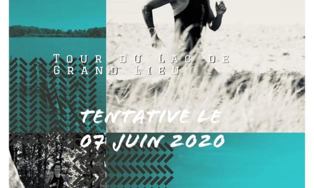 Record du tour du lac de Grand-Lieu (Nantes), Camille Thiré-Monnier boucle les 68km en 5h17