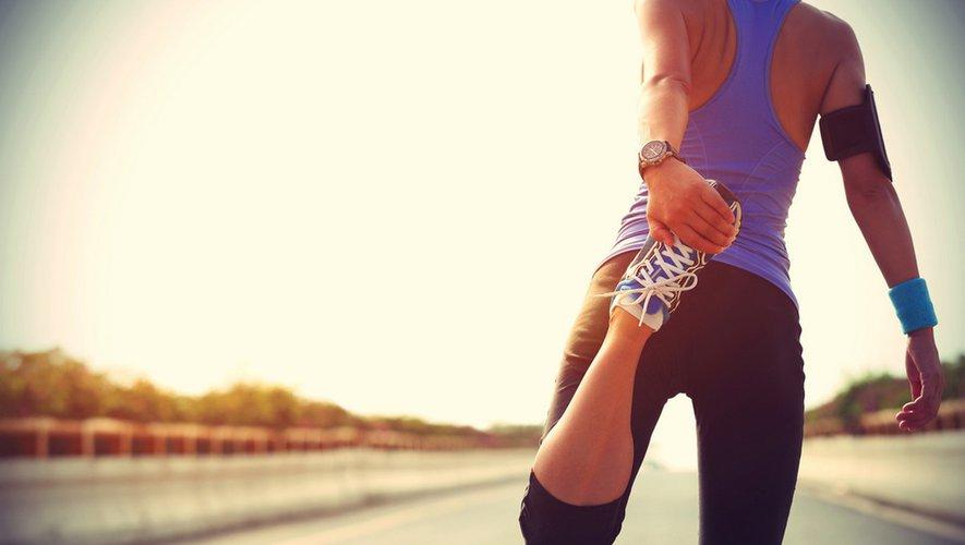 kinésithérapie course à pied